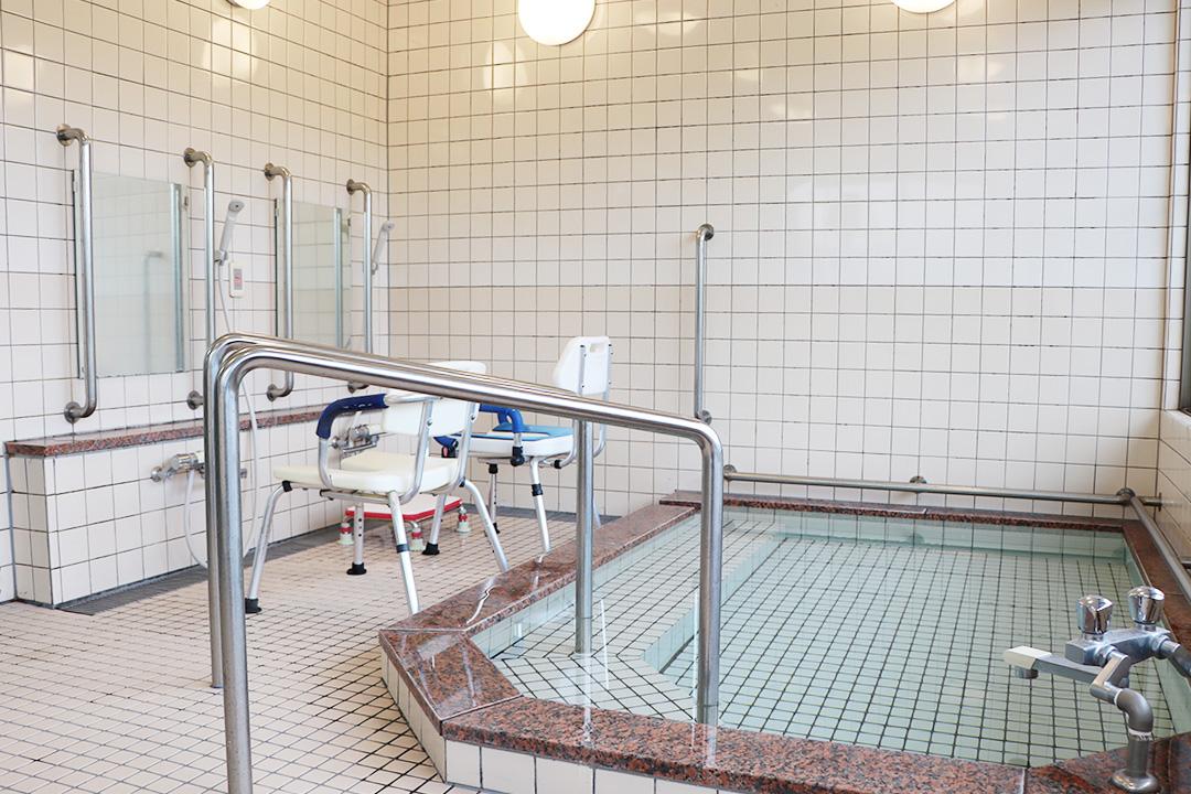入浴施設 1 - 介護付有料老人ホーム けやき