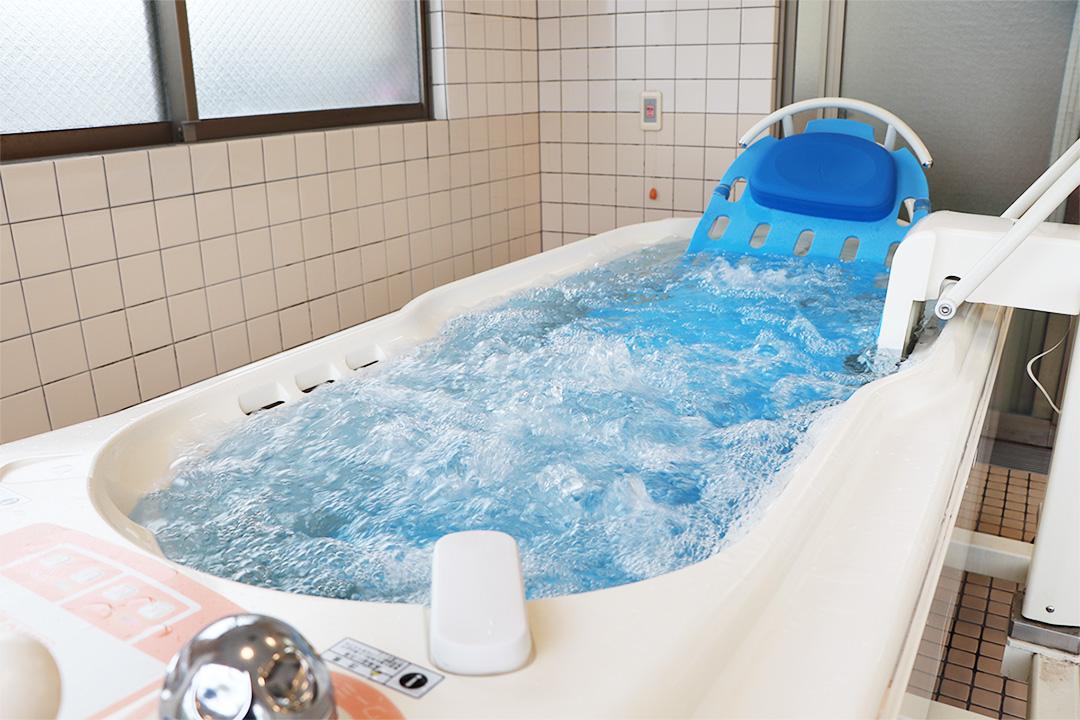 入浴施設 2 - 介護付有料老人ホーム けやき